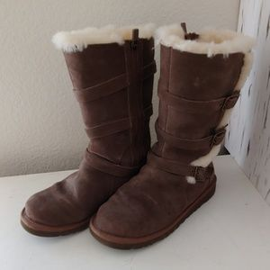 Tall UGGS 7.5 authentic from Dillards